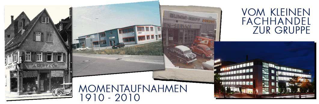 Von der Katharinen- zur Tübinger Straße - REIFF in Reutlingen