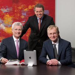Die Geschäftsleitung der REIFF-Gruppe