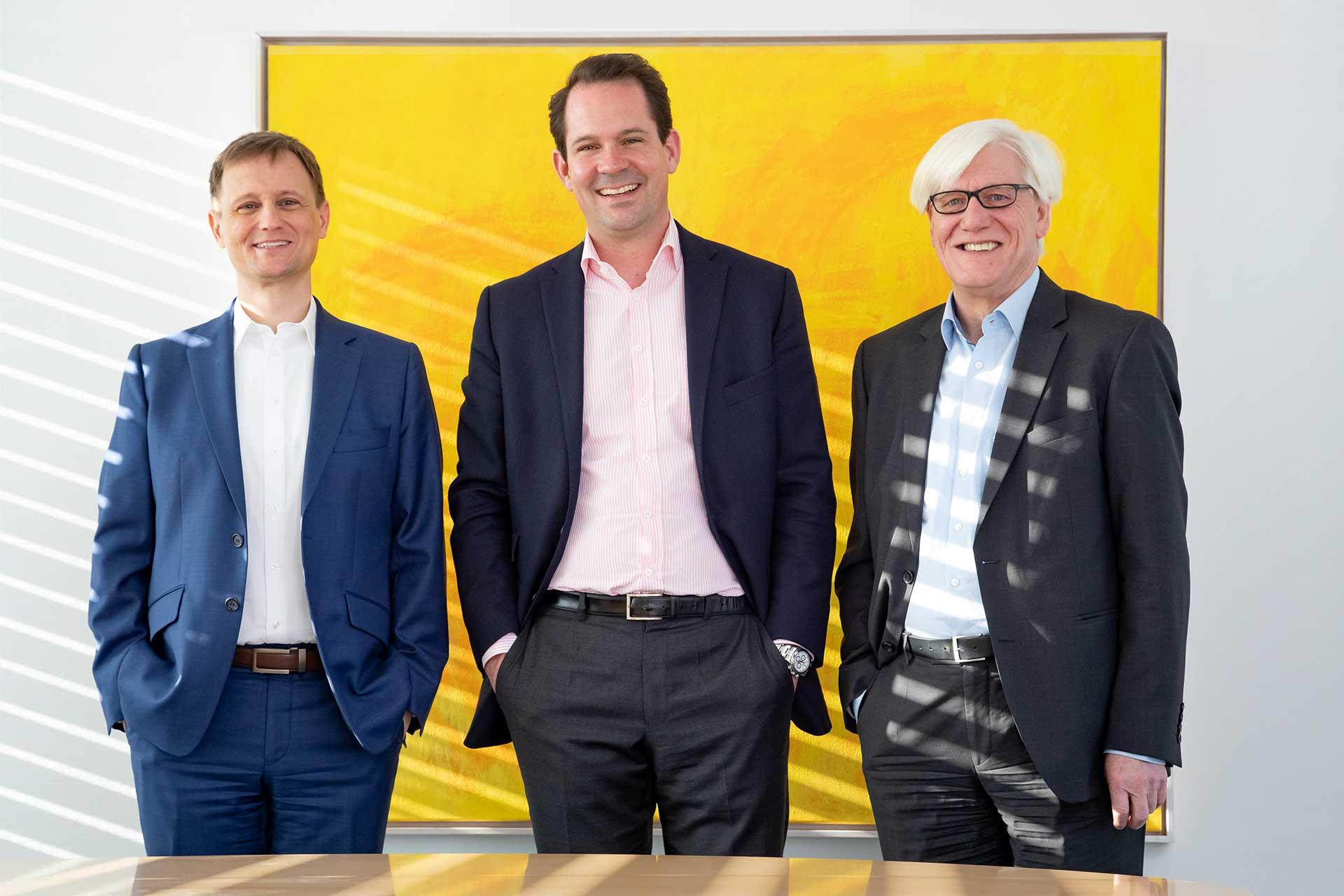 REIFF-Gruppe Geschäftsführung: Tim Steinel, Alec Reiff (Vorsitz), Manfred Braun