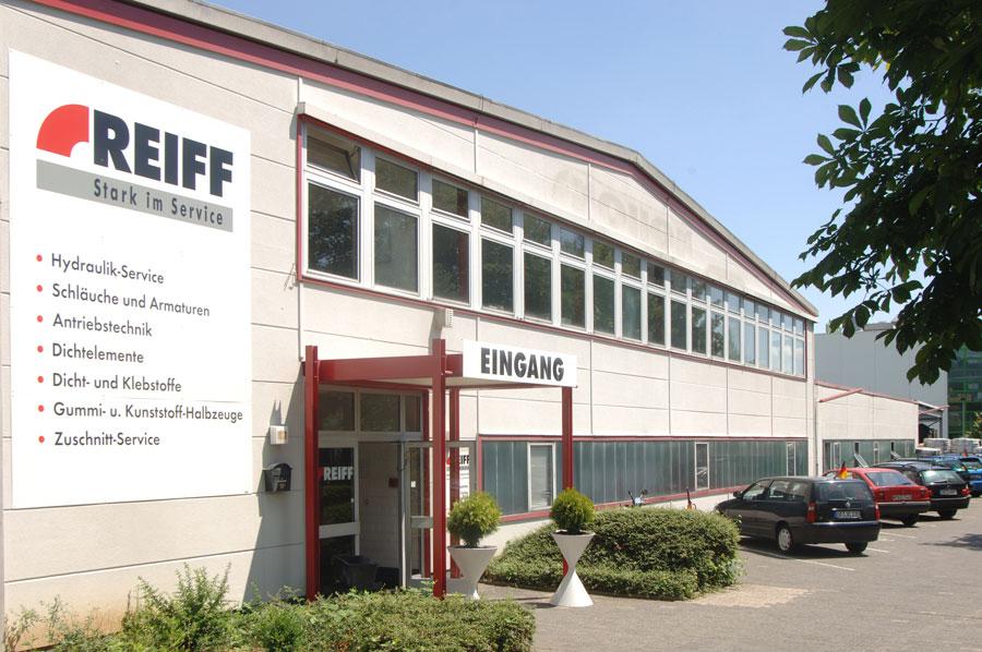 REIFF Technische Produkte Niederlassung in Eschborn Frankfurt