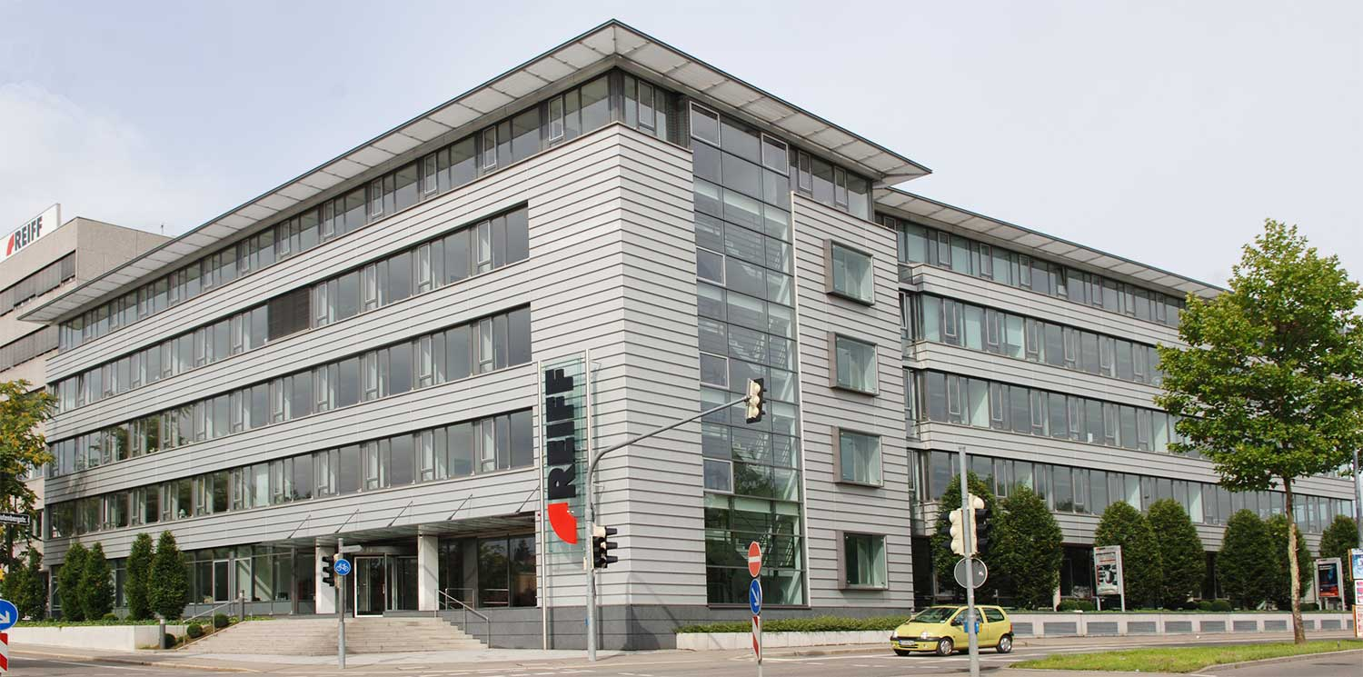 The REIFF Group is headquartered in Reutlingen, Swabia