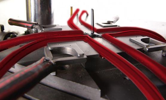 REIFF Technische Produkte Dichtrahmenfertigung für Profile in Erbach
