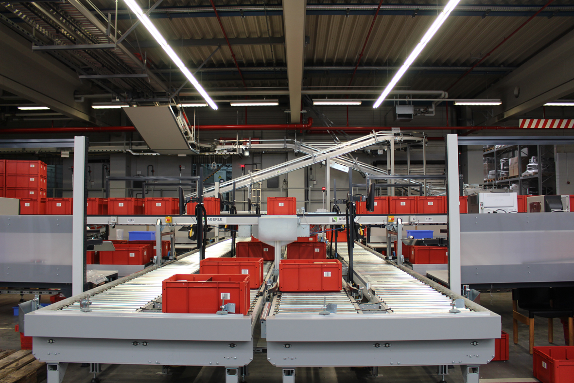 Logistikzentrum in Reutlingen-Betzingen
